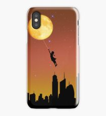 Catch The Moon iPhone Case/Skin
