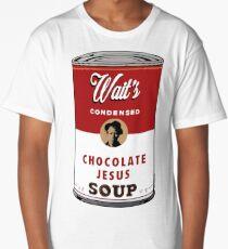 Chocolate Jesus Soup Long T-Shirt