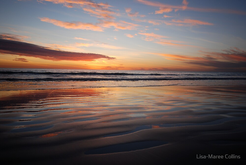 Sunset Broome by Lisa-Maree Collins