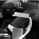 Smoking by Deyne Foster