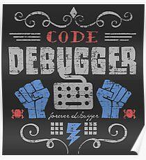 Code Debugger Poster
