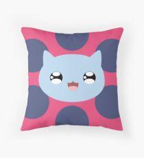 Catbug Throw Pillows Redbubble