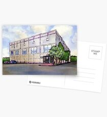 Postales The Office Dunder Mifflin Painting