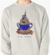 TEA TIME Pullover Sweatshirt