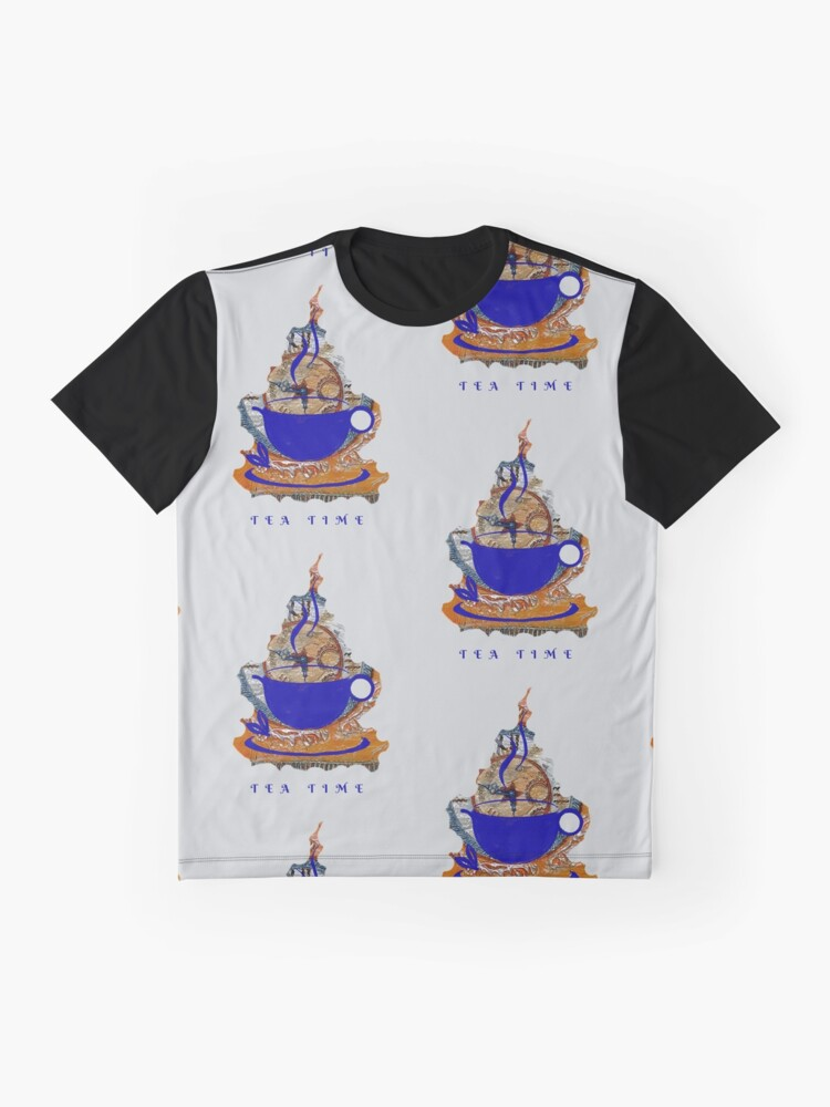 Alternate view of TEA TIME Graphic T-Shirt