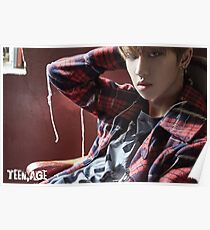 Seventeen (세븐틴) TEEN, AGE - The8 (디에잇) Poster