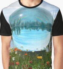 The Crystal Ball of Floriade Graphic T-Shirt