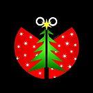 Bah, the Christmas Bug by ArtwithDog