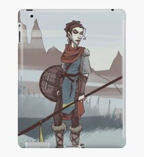 Haleth iPad Case/Skin