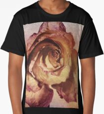 Rose in Time Long T-Shirt