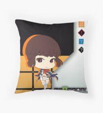 Isabeau Throw Pillow