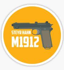 Steyr Hahn M1912 Sticker