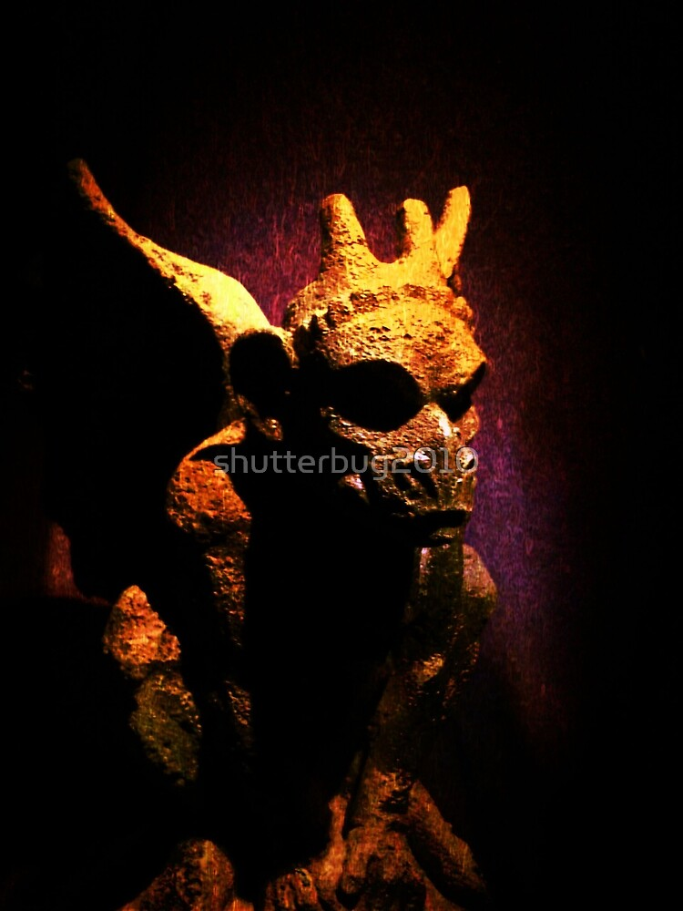 We All Have Our Demons by shutterbug2010