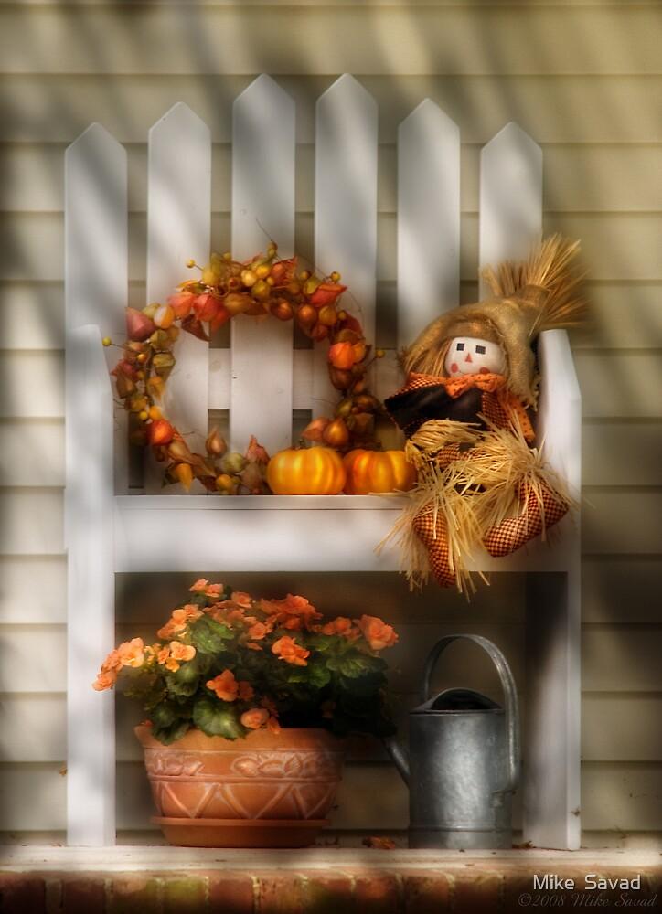 Symbols of Autumn by Michael Savad