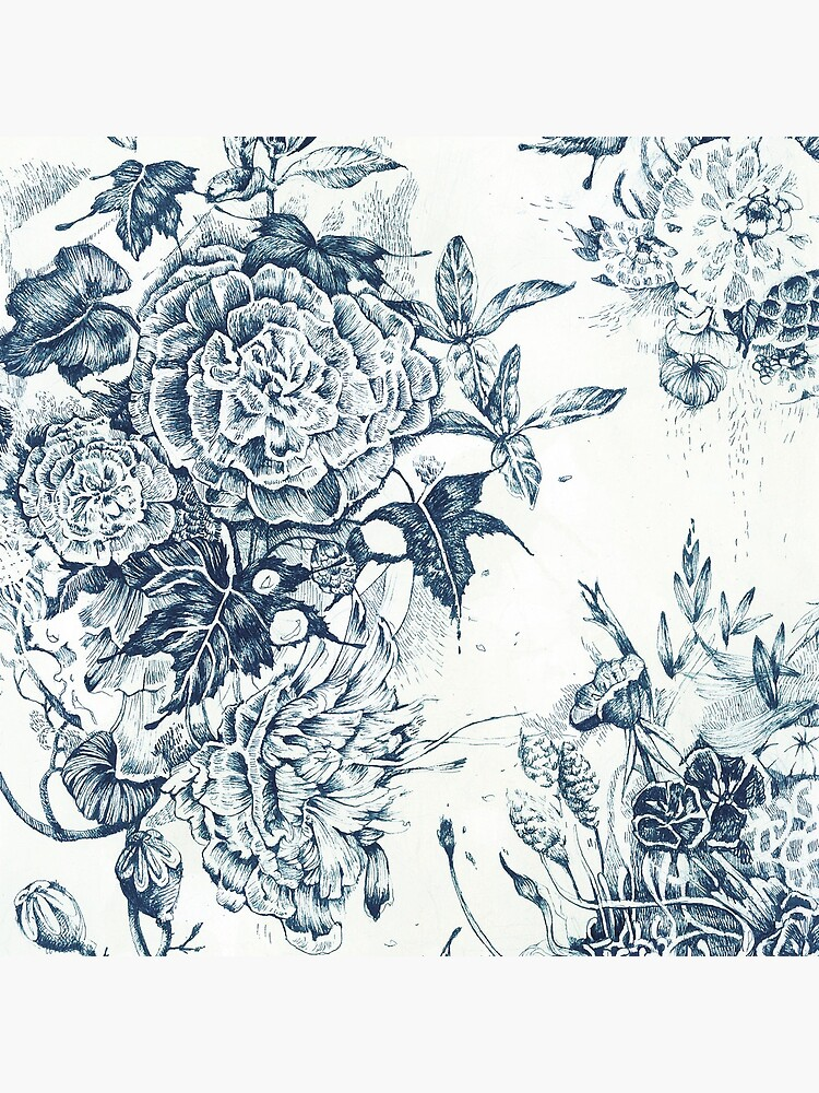 #CreateArtHistory - Floating Garden by Susannahcollins