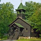 Old Forge Church by ericseyes