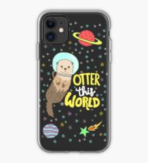 Otter This World iPhone Case