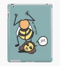 Bee-dard Stark iPad Case/Skin