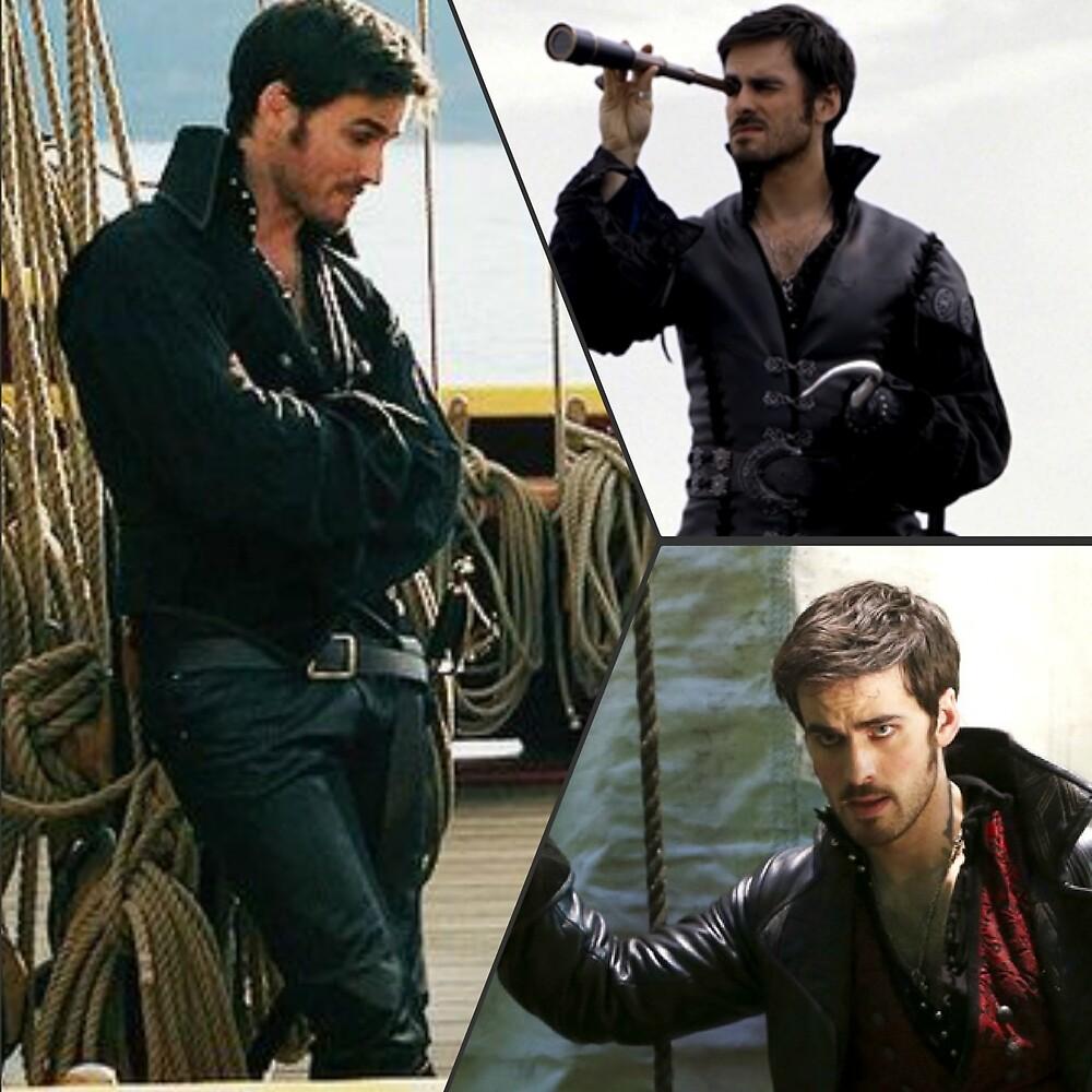Captain Killian {Hook} Jones Love 8 by killian8921