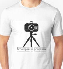 Timelapse in Progress Unisex T-Shirt