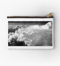 Cloudscape Zipper Pouch