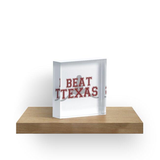 Beat Texas by annmariestowe