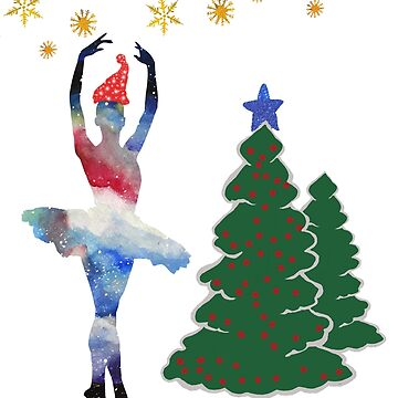 Ballerina New Year by Manitarka