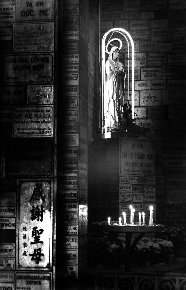 Sacred by Annie Austin