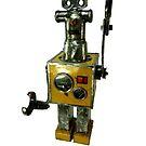 Robot 63 by Neil Elliott