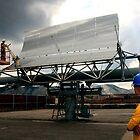 Solar Installation by Sue  Cullumber
