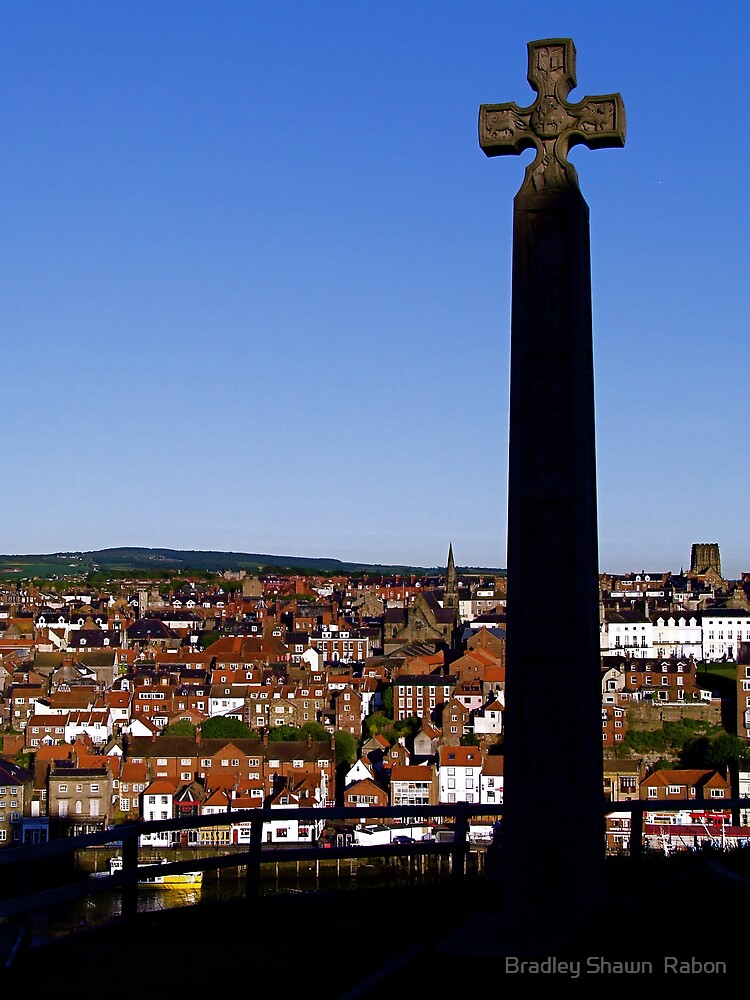 """""""Cross over Whitby"""" by Bradley Shawn  Rabon"""