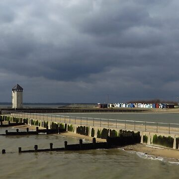 Bateman's Tower, Brightlingsea by wiggyofipswich
