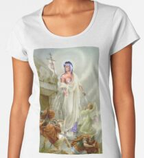 Our Lady Of bedstuy 3 Women's Premium T-Shirt