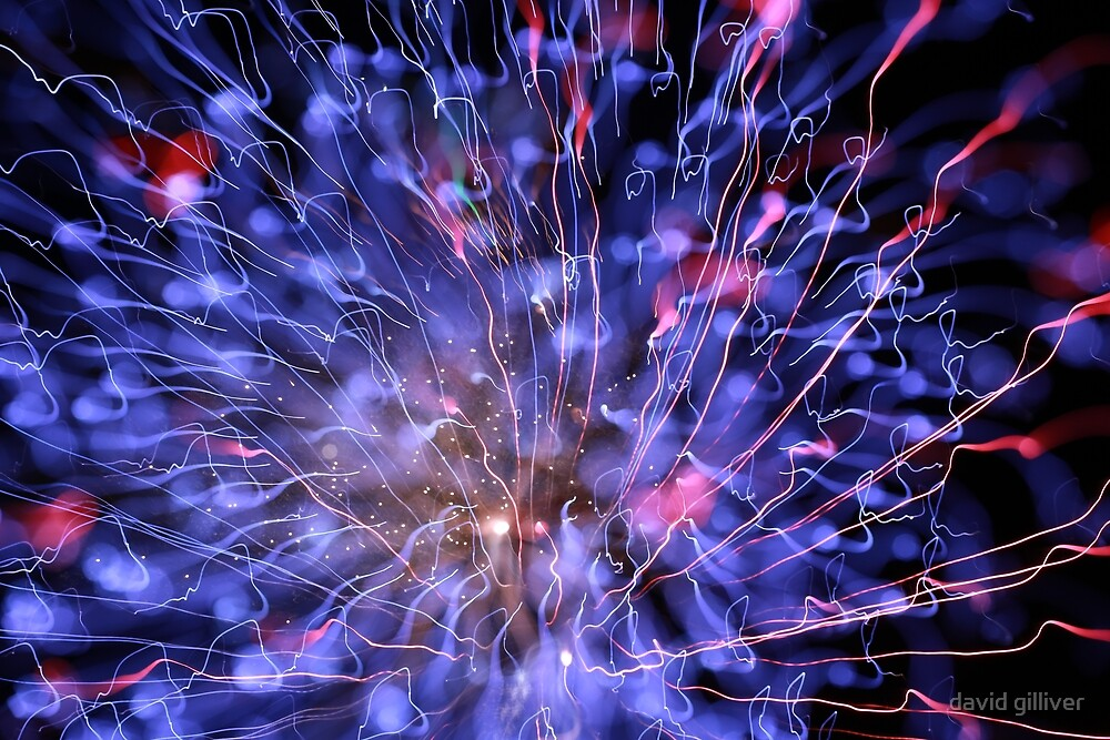 fireworks 21/10/17 by david gilliver