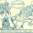 Jesus charades by Andrew Ledwith