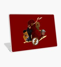 The Flash Season 1-3 Laptop Skin