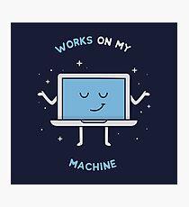 Works on my Machine - Programming Photographic Print