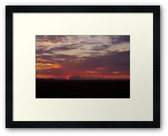 Smokey Sunset by Biggzie