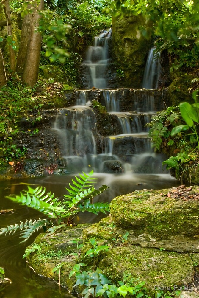 Waterfalls2 by Claire  Farley