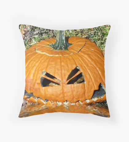too much partying last night! Throw Pillow