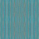 Grey Turquoise Narrow Stripe Pattern by clipsocallipso