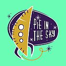 Pie in the sky by VectoryBelle