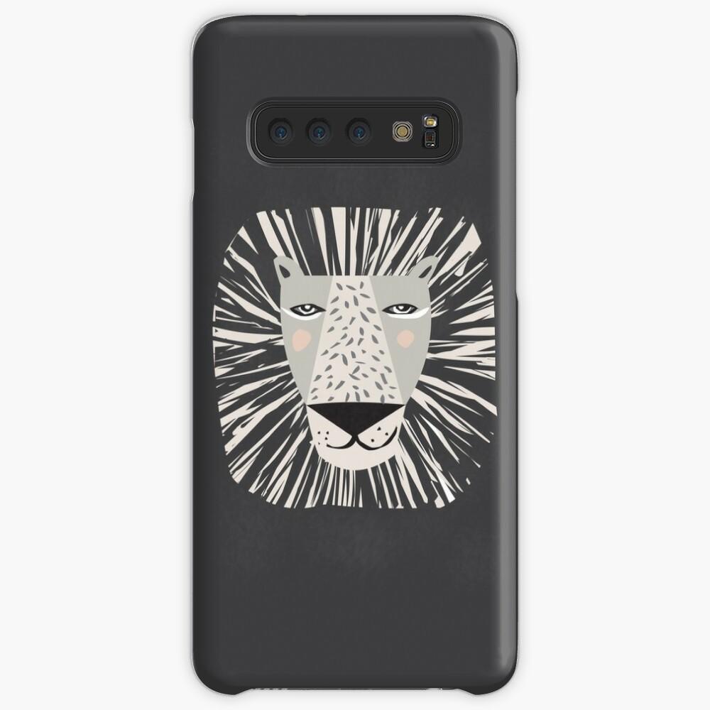 Friendly Lion Case & Skin for Samsung Galaxy