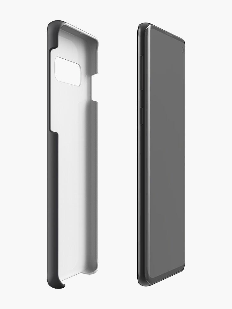 Alternate view of Friendly Lion Case & Skin for Samsung Galaxy