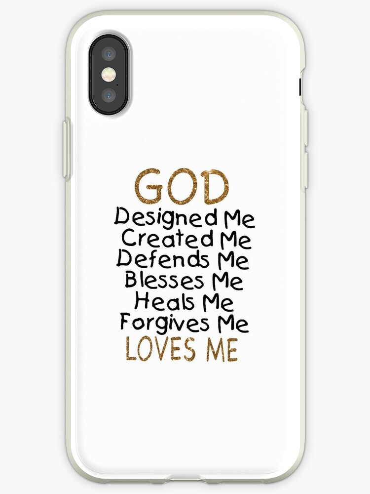 e967c469f9 Baby Shower Gifts/Baptism Gifts/Christening Gifts - Best Cute Gift for New  Baby, Him, Her, Men, Women, Son, Daughter, Kids - God Loves Me