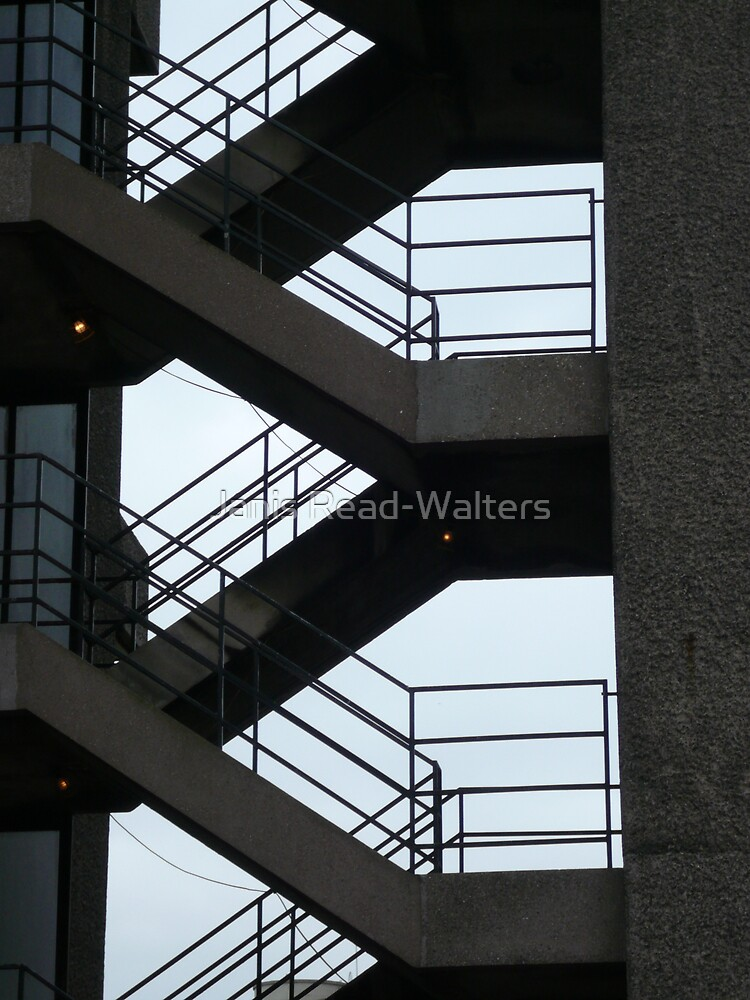 up or down by Janis Read-Walters