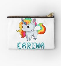 Carina Unicorn Sticker Studio Pouch