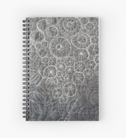 Rockpool Grey #4   Spiral Notebook