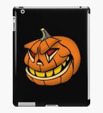 Jack O Lantern Halloween iPad Case/Skin