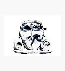 VW Smash Photographic Print